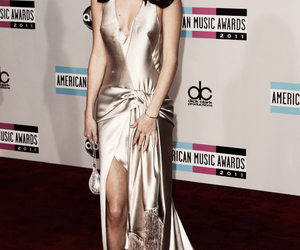 dress, events, and selena gomez image