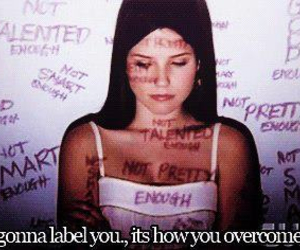label, one tree hill, and quotes image