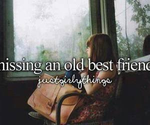 friends, miss, and best friends image