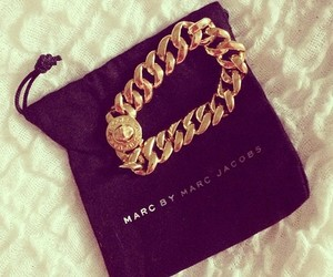 gold, marc jacobs, and fashion image