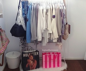 clothes, hollister, and fashion image