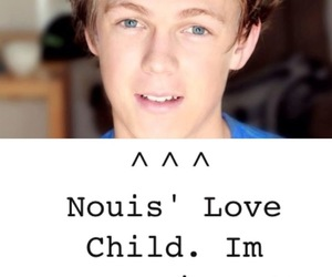 love child, niall horan, and louis tomlinson image