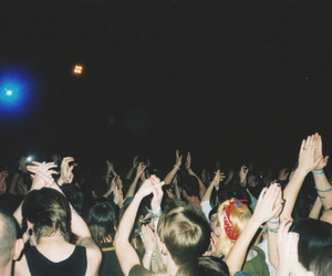 concert, party, and grunge image
