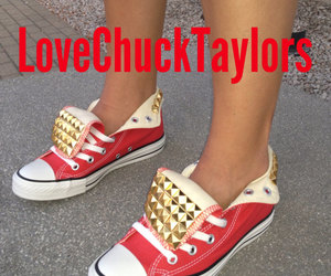 chucks, converse, and fashion image