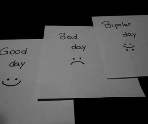 happy, sad, and bad day image