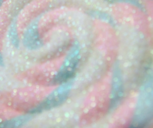glitter, pastel, and candy image