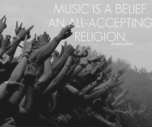rock, concert, and music image