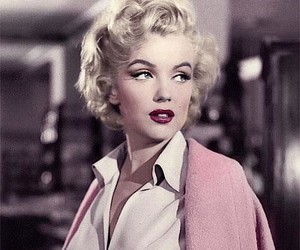 cover, marylin monroe, and music image