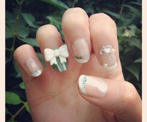 art, nails, and cute nails image