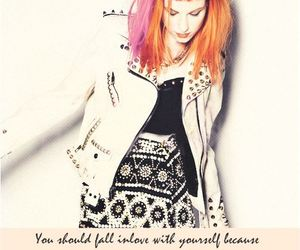 hayley williams, paramore, and pink image