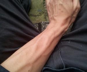 abandon, arm, and arms image
