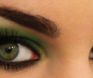 blue, green eyes, and grey image