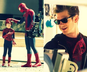 Hot, set, and spiderman image