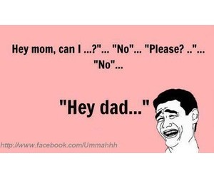 funny, dad, and lol image