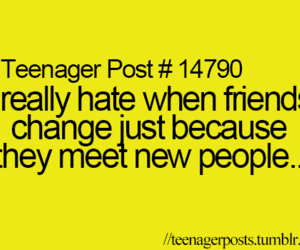 friends, teenager post, and change image