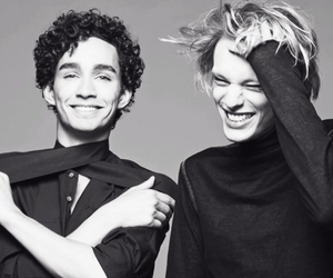 Jamie Campbell Bower, robert sheehan, and jace image