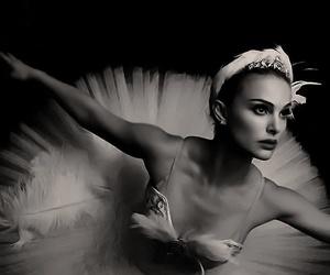 black swan, ballet, and natalie portman image