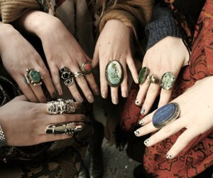 rings and hands image