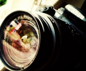 camera, photography, and cannon image