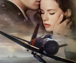 movie, pearl harbor, and love image