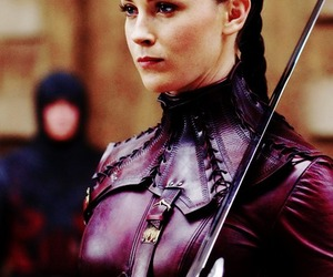 legend of the seeker, kahlan amnell, and lady image
