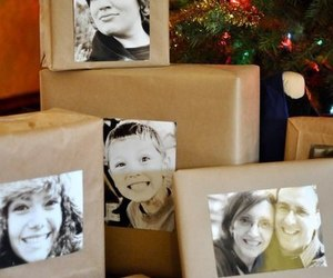 gift and photos image