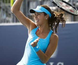 ana ivanovic, awesome, and inspiration <3 image