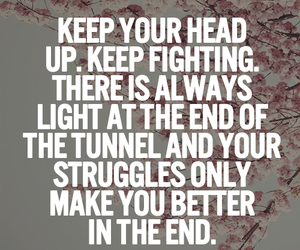 quotes, life, and strength image