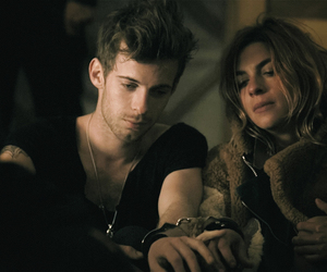 beautiful, luke treadaway, and natalia tena image
