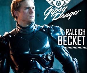 pacific rim and raleigh becket image