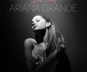 ariana grande, yours truly, and album image
