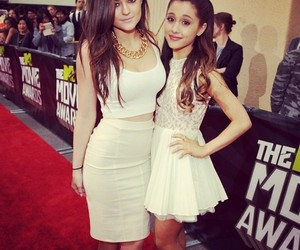 ariana grande, kylie jenner, and kylie image
