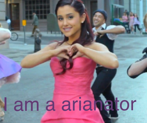 fans, victorious, and ariana grande image