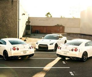 car, cars, and nissan image