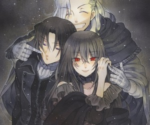 pandora hearts, anime, and lacie baskerville image