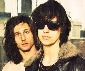 julian casablancas, nick valensi, and the strokes image