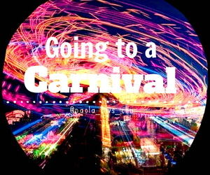carnival, colors, and fun image