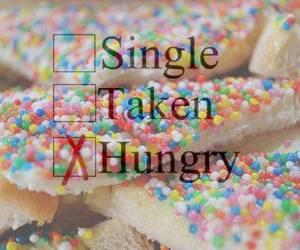 hungry, food, and single image