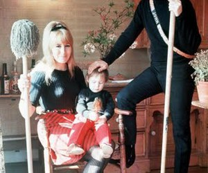 baby, cynthia powell, and beatles image