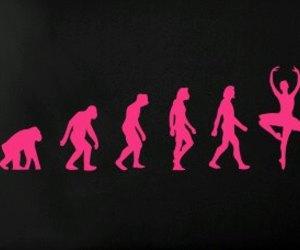 dance, ballet, and evolution image