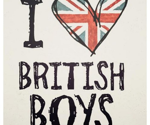 boys and british image