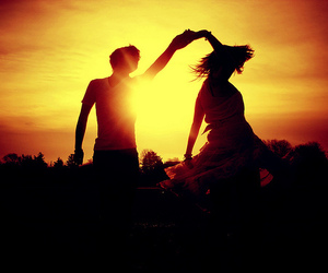 couple and dancing image