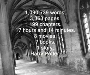 harry potter, book, and story image