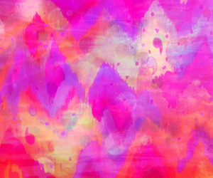 abstract art, dorm room, and decorative art image