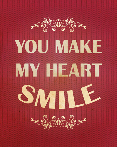 You Make My Heart Smile :-) on We Heart It