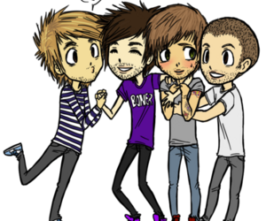 all time low, alex gaskarth, and jack barakat image