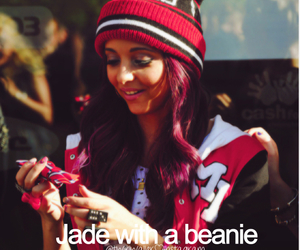 bows, beanies, and jade thirlwall image