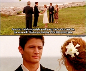 one tree hill, love, and oth image