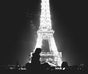 paris, france, and lights image