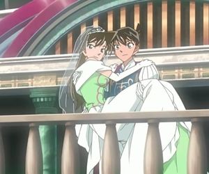 anime, shinichi kudo, and detective conan image
